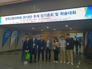 2018년도 한국고분자학회