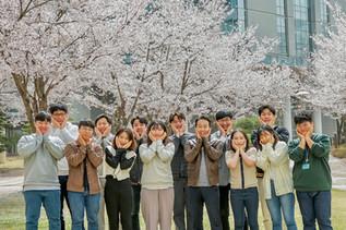 20210329 벚꽃 단체 사진