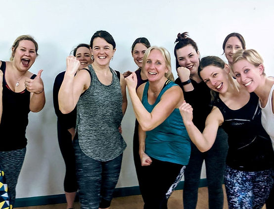 RhiFIT online dance classes helping womens fitness across the Somerset & the UK