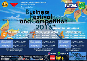 Business Festival Competition 2016