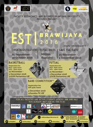 EST Brawijaya 2016