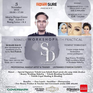 Beauty Workshop with Practical by Suhaib Daud