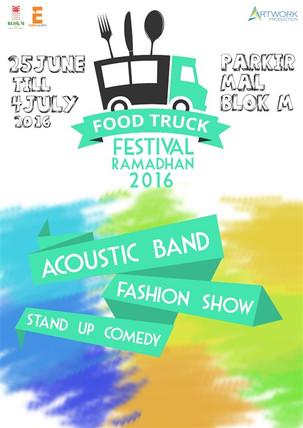 Food Truck Festival Ramadhan 2016