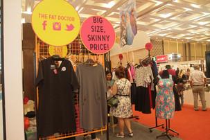 Pakaian Seharga Rp. 30.000 Hingga Baju Wanita Plus Size Jadi Incaran Pengunjung di PRI 2016
