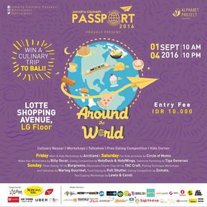 Jakarta Culinary Passport 2016