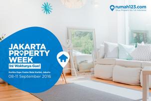 Jakarta Property Week 2016 – Pameran Perumahan
