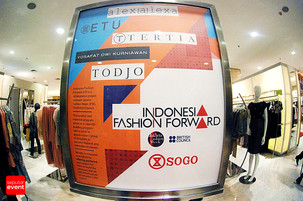 Sogo Hadirkan Pop-Up Store Desainer Indonesia Fashion Forward