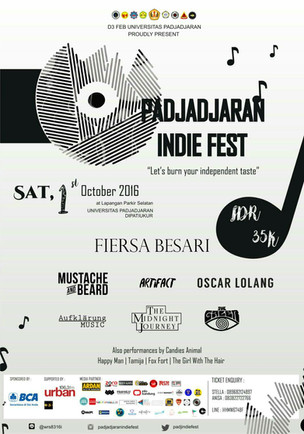 Padjadjaran Indie Fest