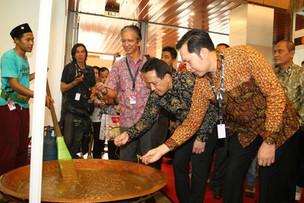 Pekan Raya Indonesia Resmi Dibuka