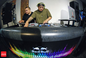 Menunggu Keajaiban DJ di Panggung Red Bull Thre3style Showcase, Jakarta