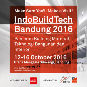 IndoBuildTech 2016