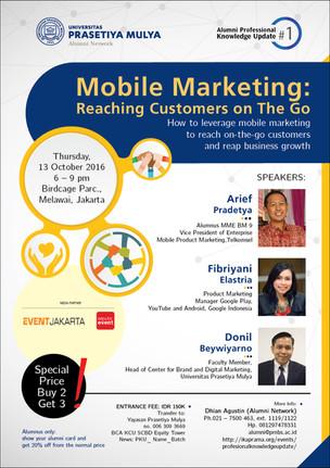 Seminar Mobile Marketing