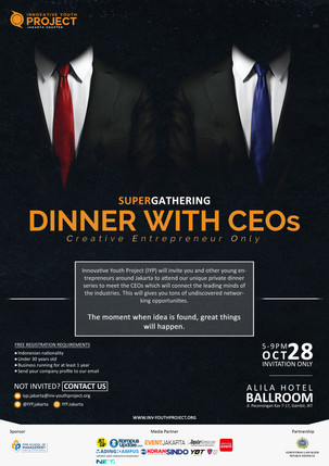 Dinner with CEO's