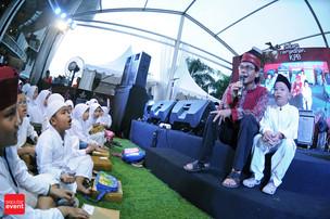 Kopi Pak Belalang Laksanakan Charity Concert di Bulan Ramadan