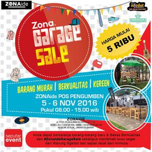 Zona Garage Sale