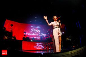 Christian Bautista X BCL Shook Colosseum Jakarta's Valentine Concert