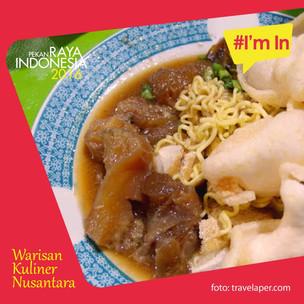 Menyantap 1000 Rasa Kuliner Warisan Nusantara