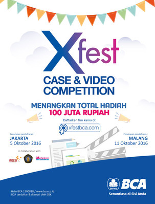 Xfest Case & Video Competition