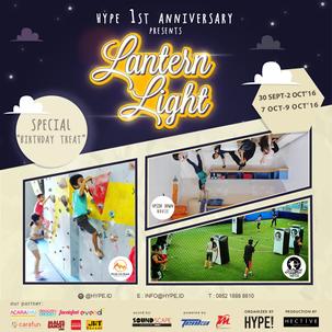 HYPE Lantern Light
