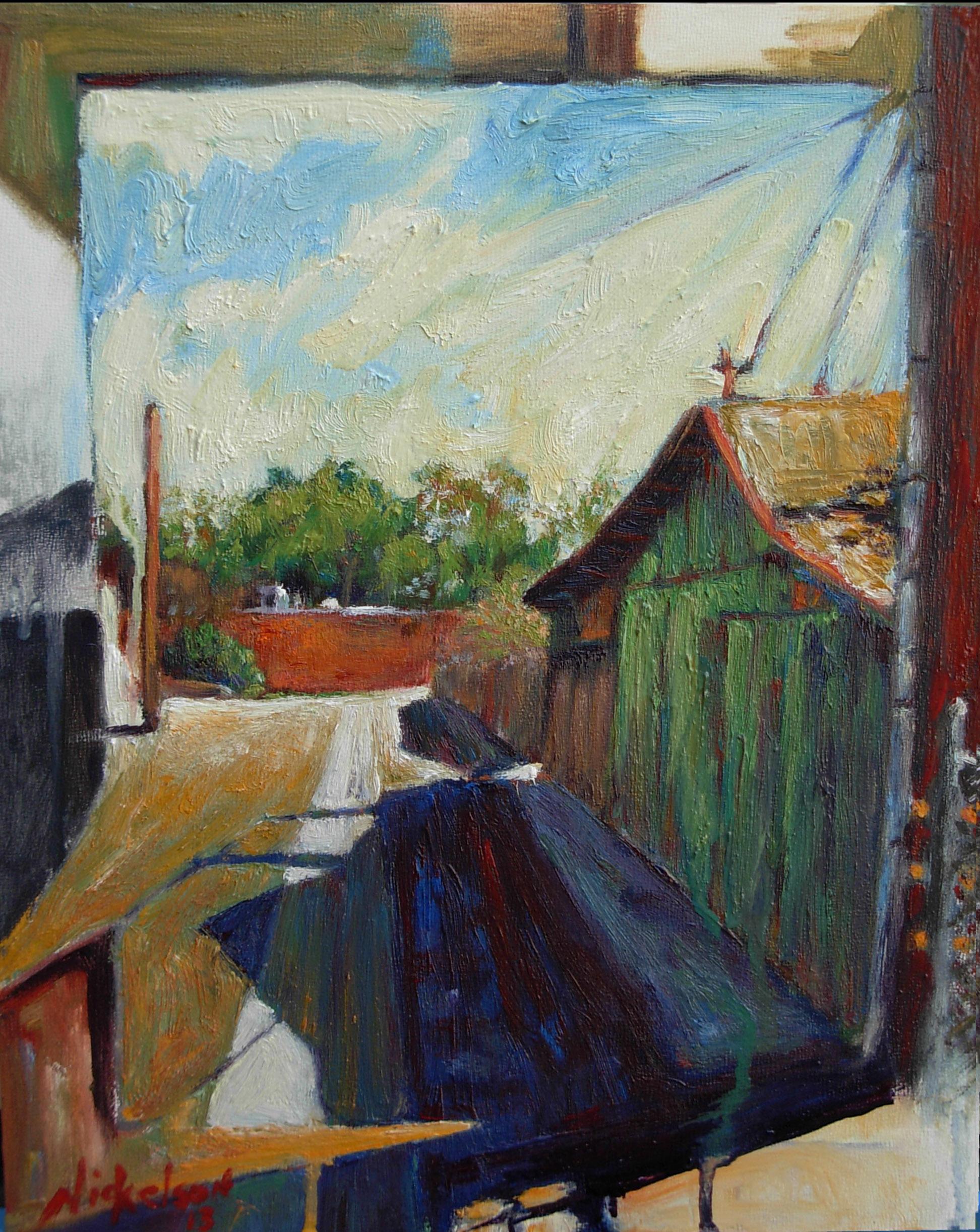 El Centro Alley