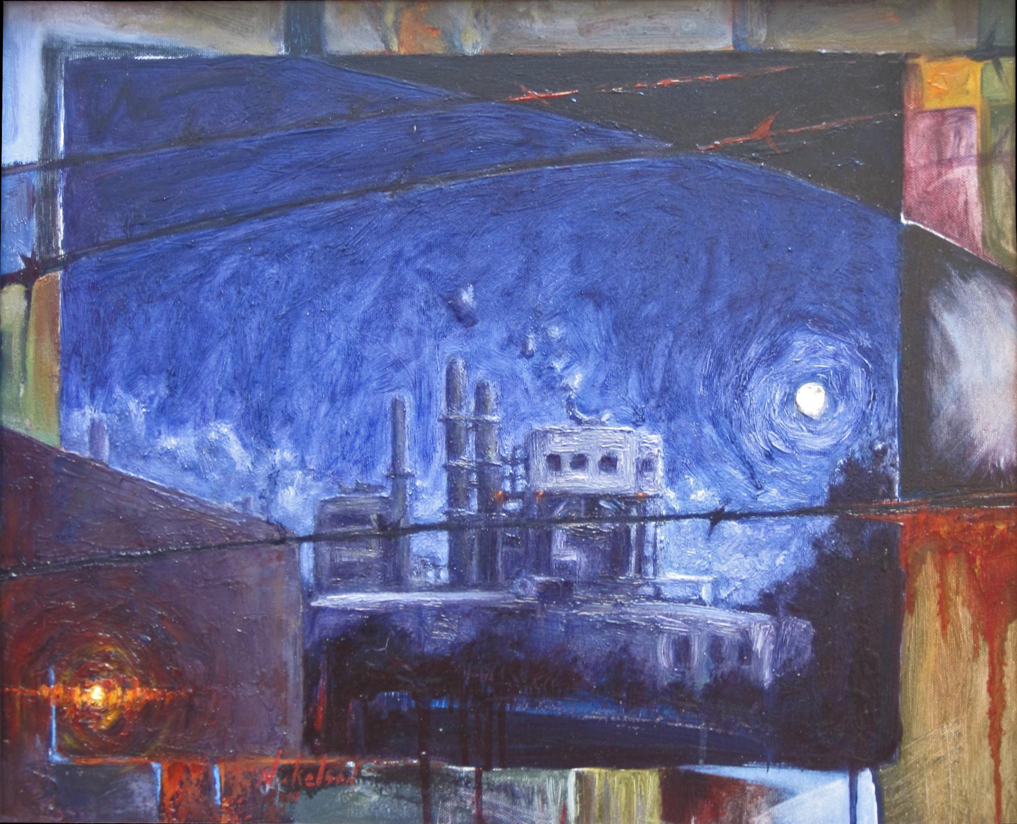 Pasadena Power and Light w/Moon