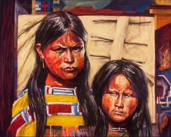 Parker Girls [Comanche]