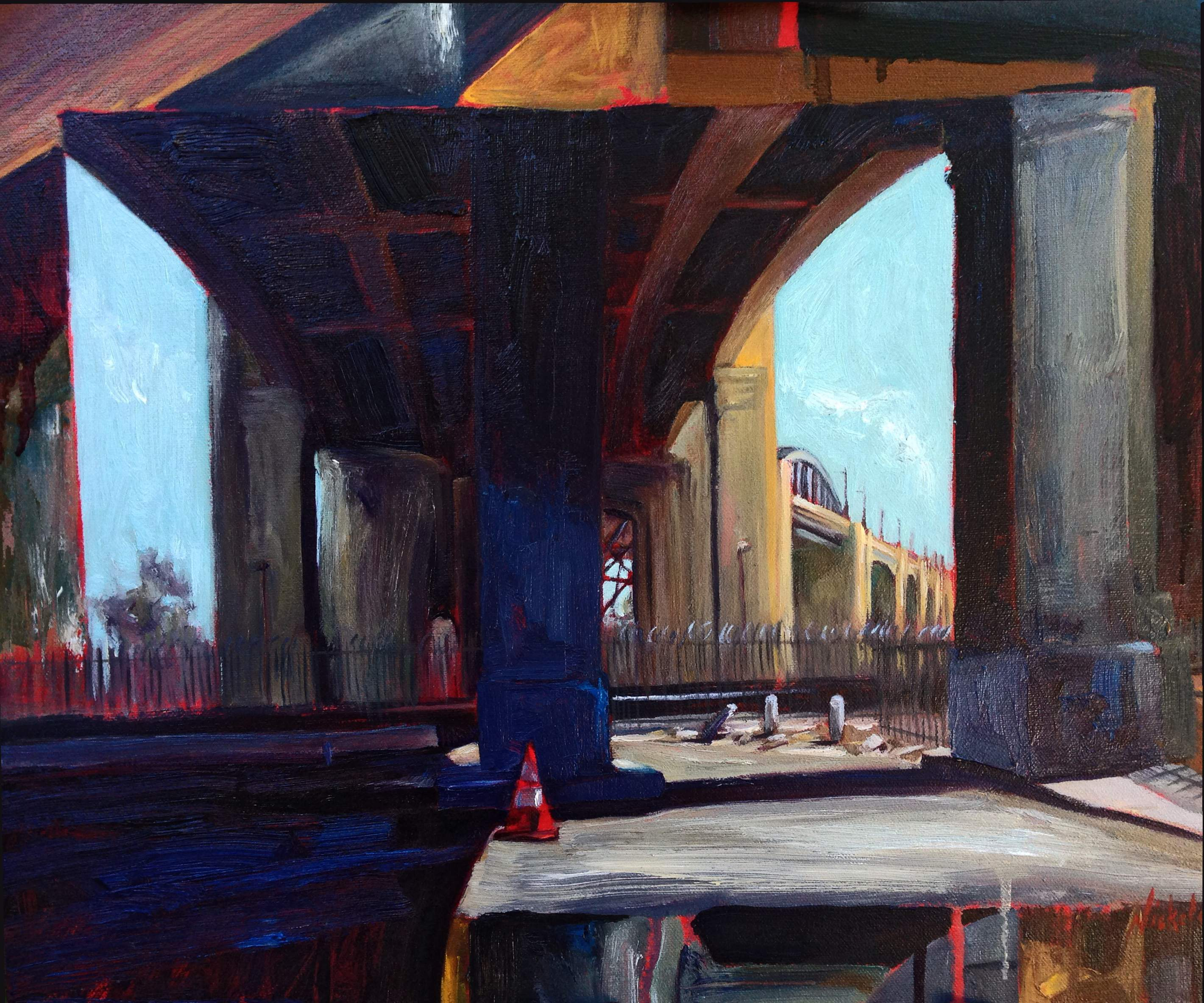 6th Street Bridge No2 [[SOLD]]