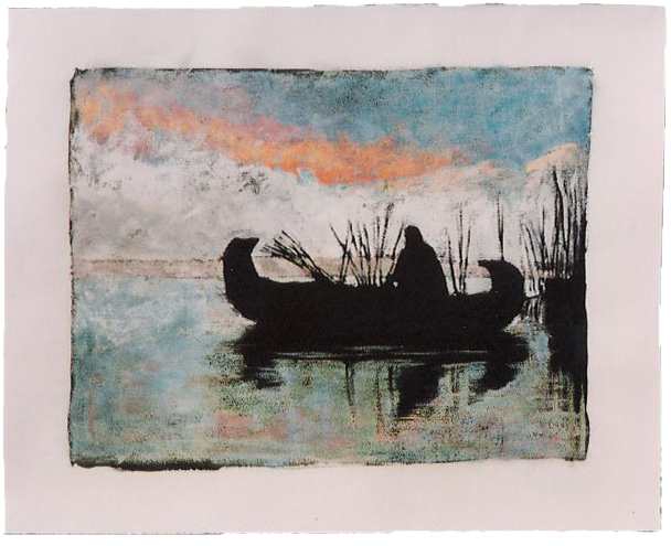 In the Reeds [Sold]