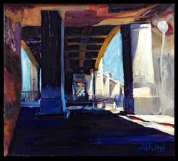 Under the 6th Street Bridge {{SOLD}}