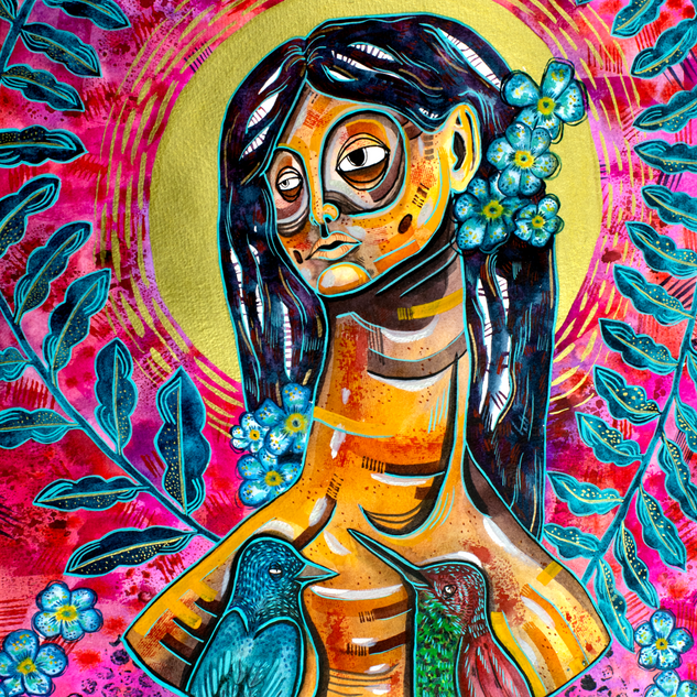 Goddess of Paradise