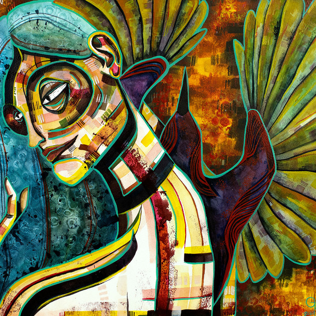 Goddess of Birds