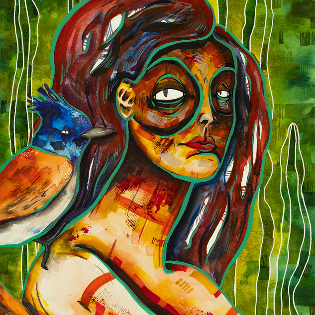 Goddess of Jungle