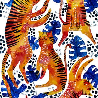 Funky Tigers
