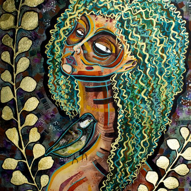 Goddess of Sorrow
