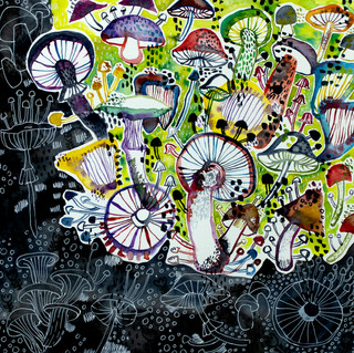 Psychadelic mushrooms