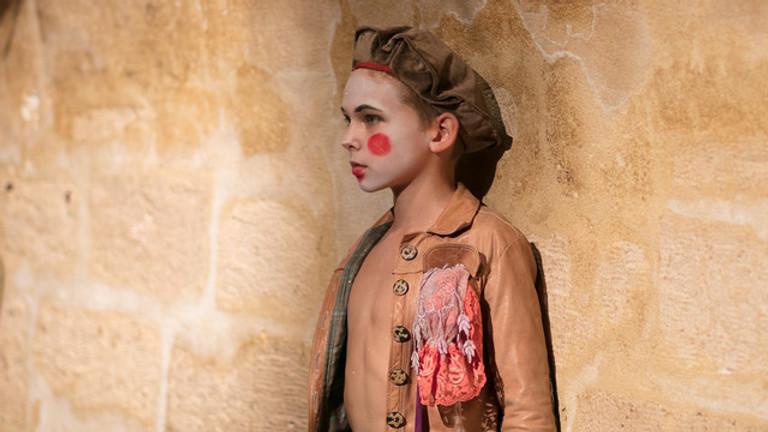Atelier théâtre 9-13 ans Paris
