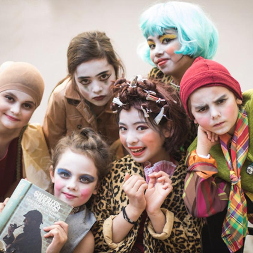 atelier théâtre adolescents