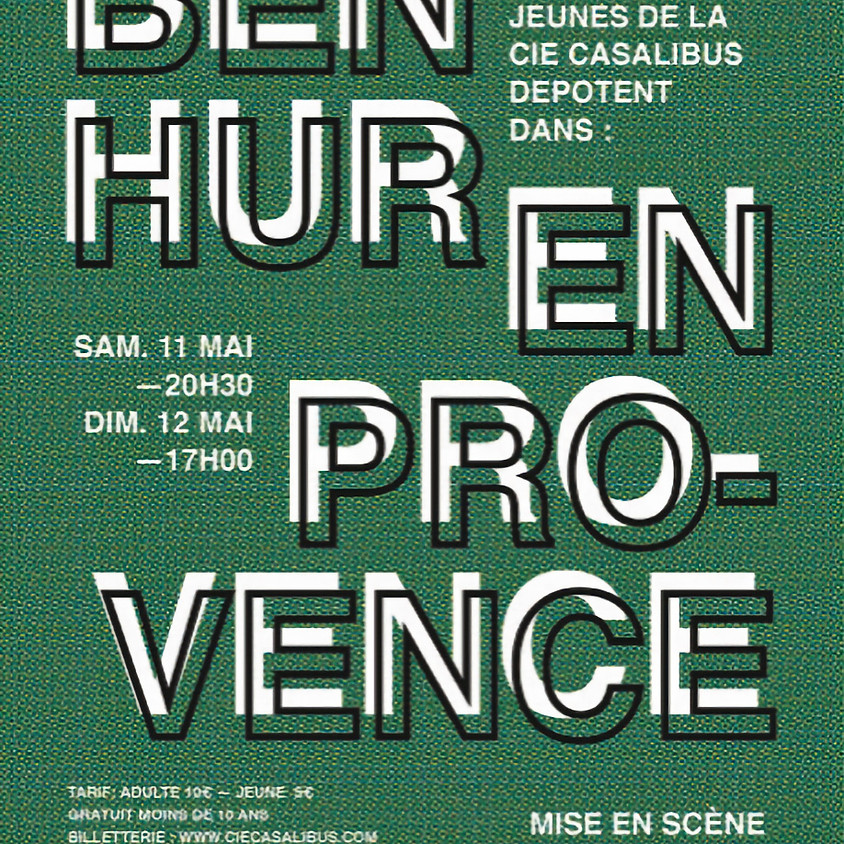 Ben-Hur en Provence