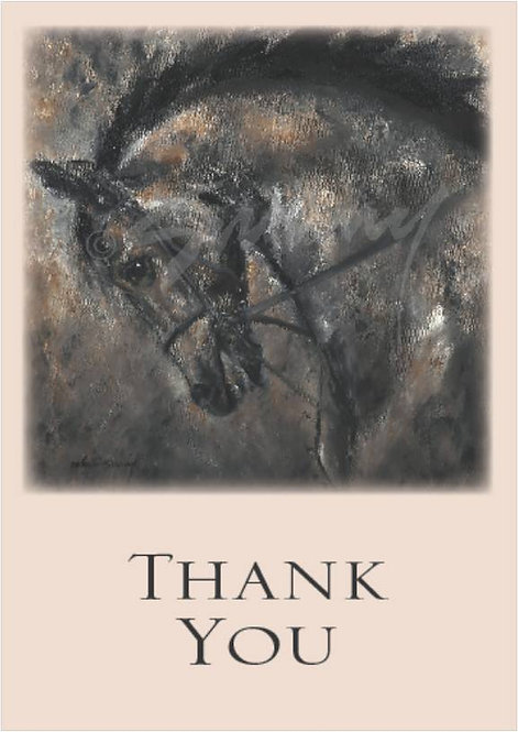 """Thank You"" Occasion Card"