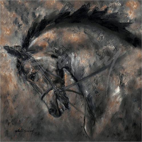 """Majesty"" Canvas Giclee' Gallery Wrap"