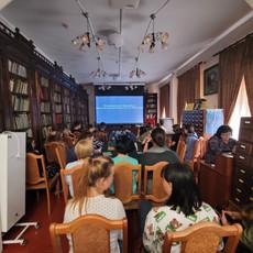 Студентов техникума познакомили с провизорской деятельностью Н.М.Мартьянова
