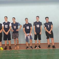 Поздравляем призеров соревнований по стритболу!