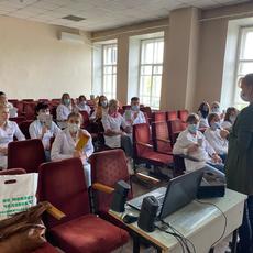 Студентам рассказали о профилактике ВИЧ/СПИД