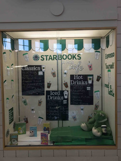 Starbooks- A Hub Cafe