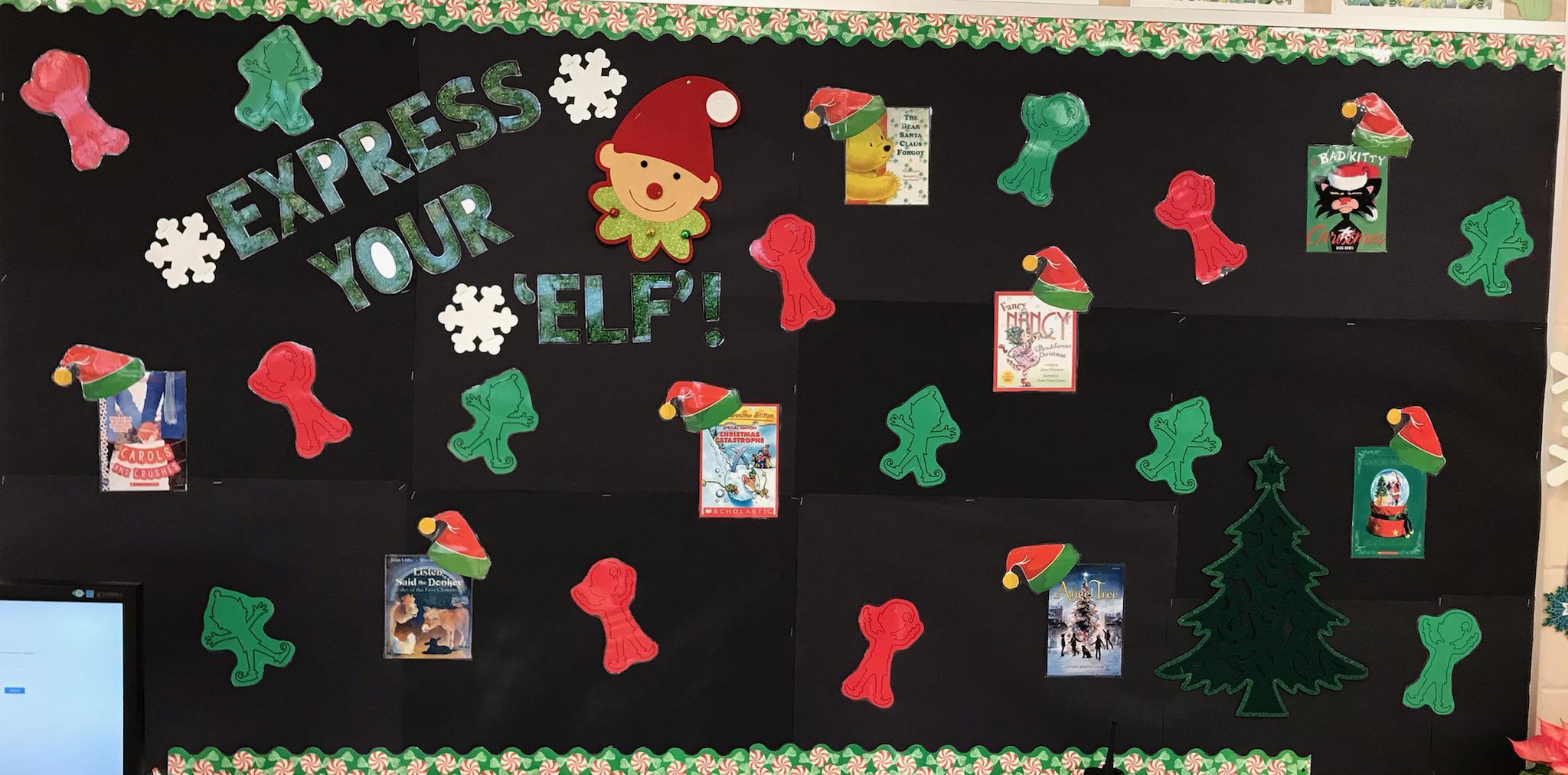 Express Your 'Elf!'