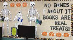 Punny Halloween Board