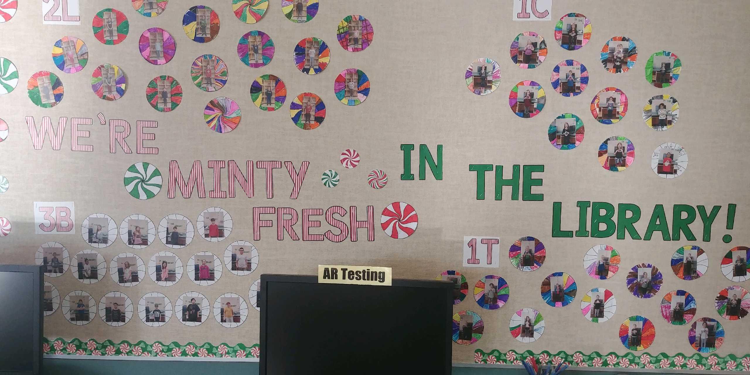 We're Minty Fresh!