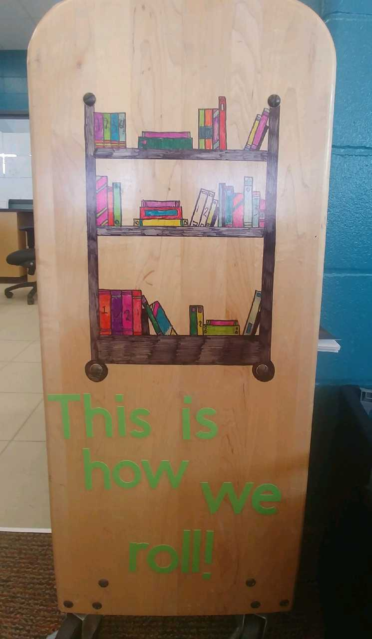 A little library humour