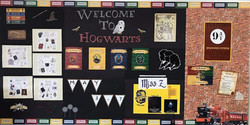 Year-End Harry Potter Activity 2021