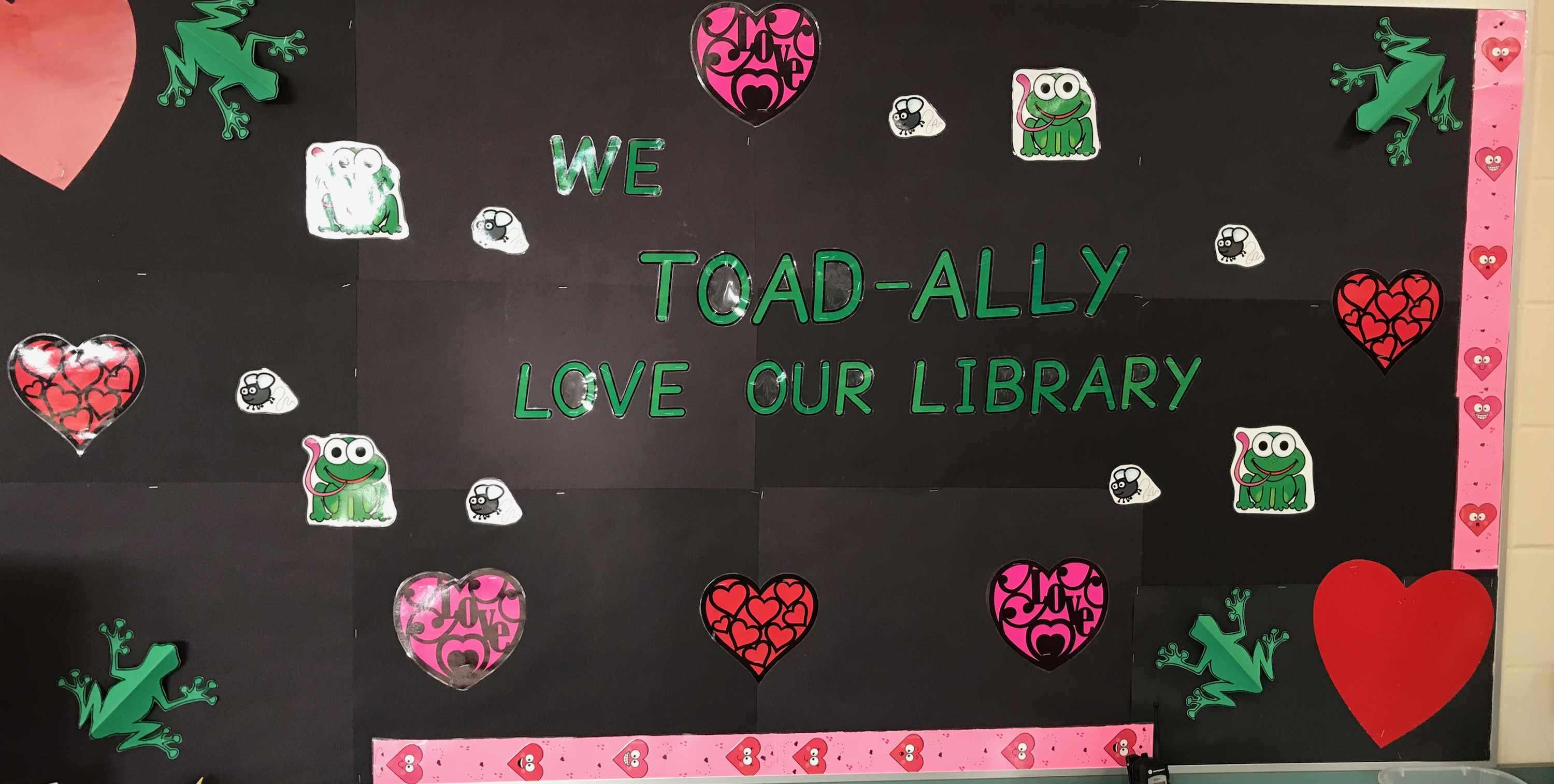 Toad-Ally Love